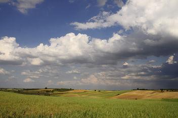 Campo de nubes - Free image #298911