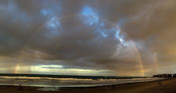 beach rainbow in Porto de Galinhas - Strand - Free image #299271