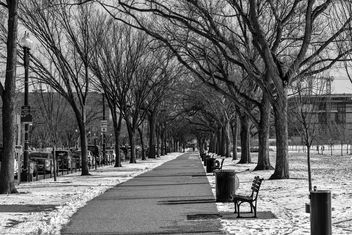 Empty National Mall, DC - Kostenloses image #299721