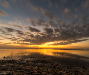 sunset XV (Bali) - Free image #300351