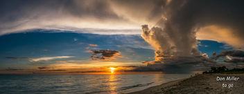Stormy Pano - image gratuit #300441