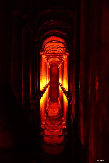 Medusa's cistern - Free image #300561