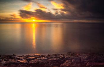 sunset XVI (Bali) - бесплатный image #300671