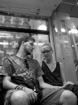 U-Bahn (Berlin) - Kostenloses image #300761