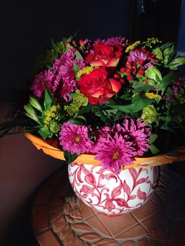 Vase of Flowers - image #301371 gratis