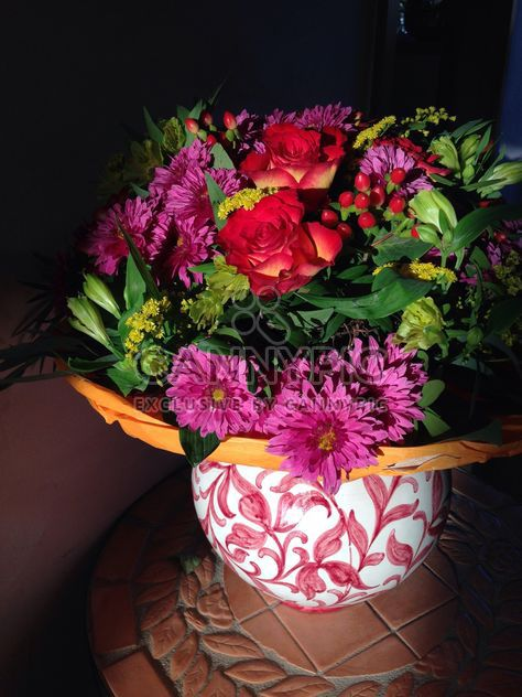 Vase of Flowers - Free image #301371