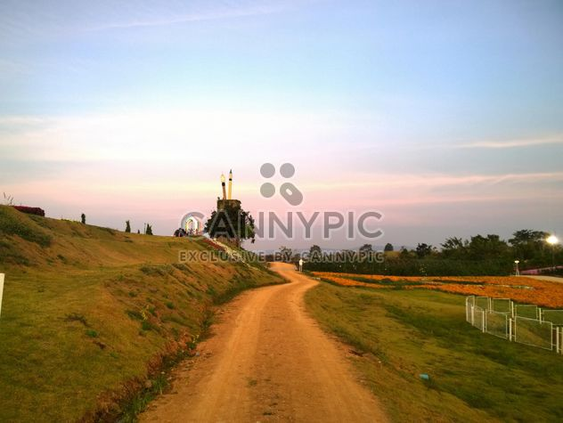 Parthway at countryside - image gratuit(e) #301401