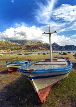Boats in Giardini Naxos - Free image #301441