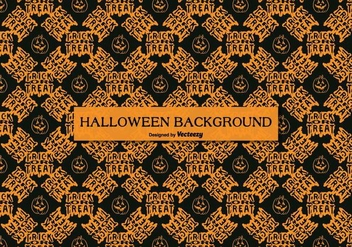 Halloween Background Illustration - Kostenloses vector #301811