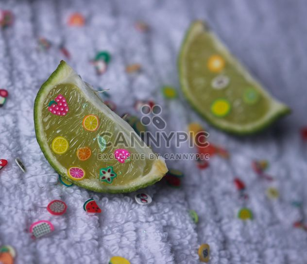 Green lemon lobule - Free image #301951