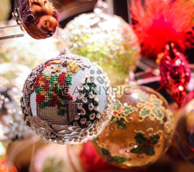 Boule de décoration de Noël - image gratuit #302371