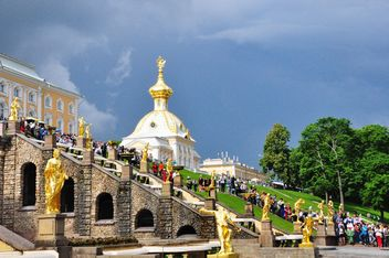Peterhof - image gratuit #302761