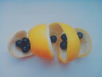 Lemon peel - image gratuit #302891