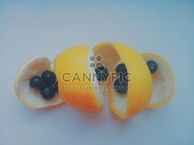 Lemon peel - Free image #302891
