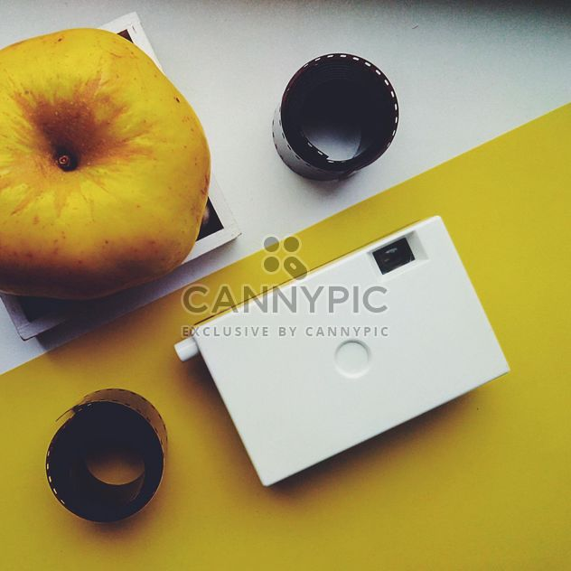 Still life of yellow things - Free image #303301