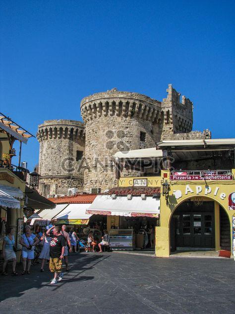 Vieille ville de Rhodes - Free image #303341