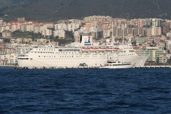 Louis Emerald Cruise Ship - бесплатный image #304691