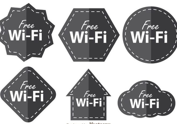 Free Wifi Symbol - Free vector #305571