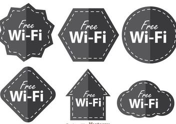 Free Wifi Symbol - vector gratuit(e) #305571