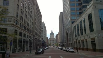 Indiana State Capitol Building - Free image #305721