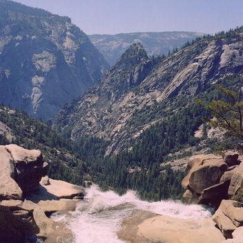 Nevada Falls - image gratuit #305921