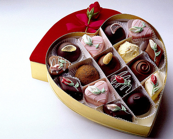 Chocolates, LOVE - Free image #307831