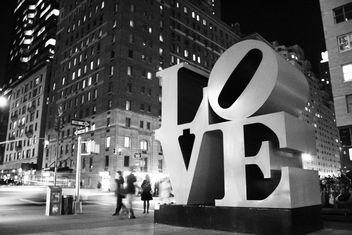 Love, Midtown, New York City, NY - Kostenloses image #307921