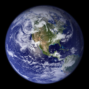 Blue Marble (Planet Earth) - Free image #308001