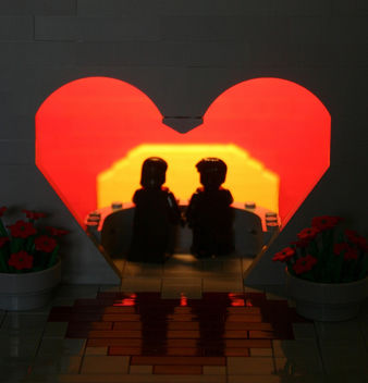 Be My Brickentine - Free image #308861