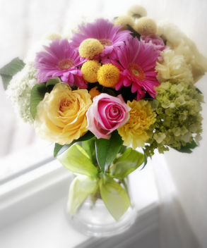 picture this bouquet... - image #308871 gratis
