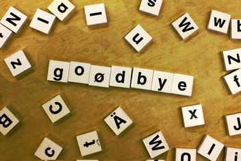goodbye - Free image #308961