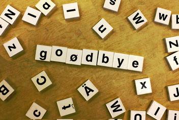 goodbye - image gratuit #308961