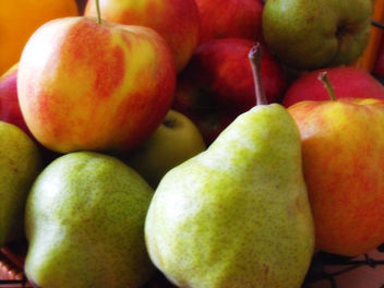 Pears & Apples - Free image #309221
