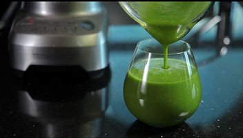 Green Smoothie Juice Recipe from Breville - image #309371 gratis