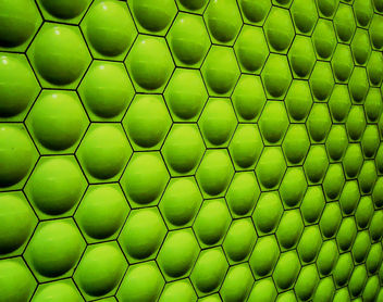 green walls of BART (Bay Area Rapid Transit, that is) - image #309611 gratis