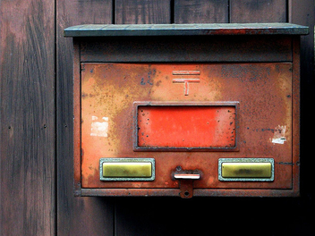 Mailbox - Kostenloses image #309741