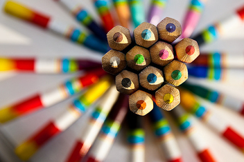 Colour Pencils-1 - image gratuit #309871