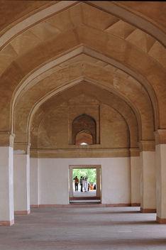 Akbar's Tomb at Sikandra Agra - image gratuit #309941