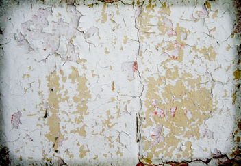 Abandoned Drive In Movie Wall - Free image #311321