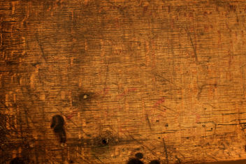 teXture - Dark Scarred Wood - image gratuit #312131
