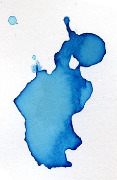 ink-stain-texture-1 - Free image #312381