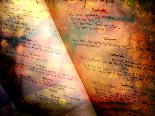 book of fantasy- free texture - Free image #313351