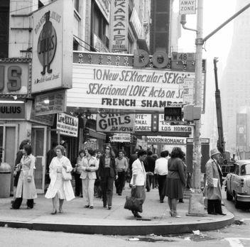 TIMES SQ NYC 1982 - Free image #313871
