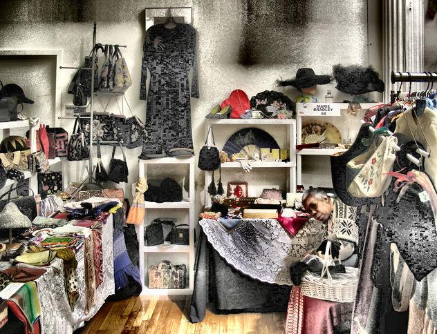Как в шопе сделать в стиле винтаж в шопе