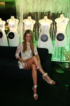 Australia Fashion Week - Jennifer Hawkins - MYER Bar - Free image #313931