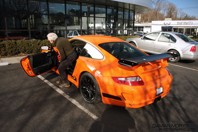 GT3RS. - Free image #314311