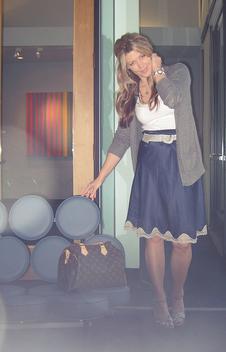 vintage slip+cardigan-og - image #314361 gratis