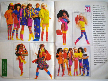 Barbie journal 1991 - image #314381 gratis