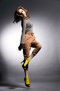 Noveau Poor Fashion Fall/Winter 2010 - Free image #314501