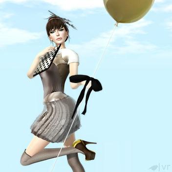 [Balloon] - Free image #315411